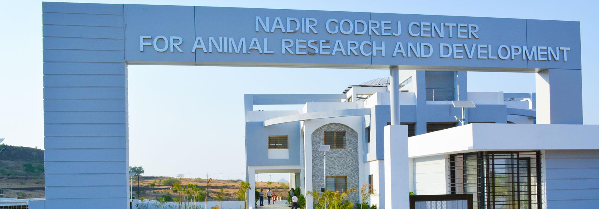 Nadir Godrej Center for Animal R&D