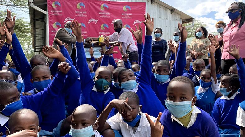 Protecting school children in Kenya